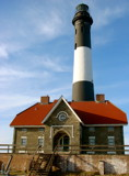 Fire Island Lighthouse #1 by ohpampered1, Photography->Lighthouses gallery