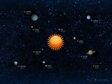 Solar System by vladstudio, Illustrations->Digital gallery