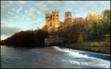 Durham Cathedral,in Sunlight. by shedhead, Photography->Places of worship gallery