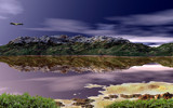 Mirror Lake by Foxfire66, Computer->Landscape gallery
