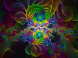 Trippy by jswgpb, Abstract->Fractal gallery