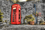 Ye Old Red Telephone Box by ttpicasso, Photography->Manipulation gallery
