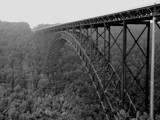 New River Gorge Bridge 1 by rhelms, Photography->Bridges gallery