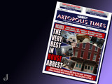 Artopolis Times - House Arrest by Jhihmoac, photography->manipulation gallery
