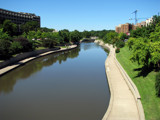Brush Creek - The Plaza Riverwalk by Hottrockin, Photography->Water gallery