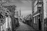 Cobblestone Alley B&W by corngrowth, contests->b/w challenge gallery