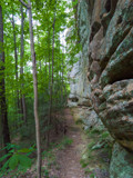 Pogue Creek Canyon Trail (6) by Pistos, photography->nature gallery