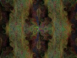 Pheasant Feathers by jswgpb, Abstract->Fractal gallery
