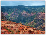 Waimea Canyon - Kauai by trixxie17, photography->mountains gallery