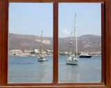 Window View - Palma Harbour, Majorca by fogz, Photography->Boats gallery