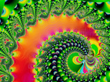 70's Swirl by CK1215, Abstract->Fractal gallery