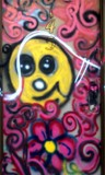 Room 145 Graffiti Hotel by LakeMichiganSunset, abstract gallery