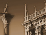 Venice - St. Mark's - Sepia by charlescurtis, Photography->Architecture gallery