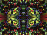 Mandelbulb Garden by Joanie, abstract->fractal gallery