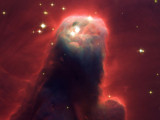 Eagle Nebula Closeup by NASA, space gallery