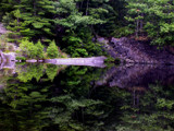 Maine Quarry by Cyberbod, Photography->Water gallery