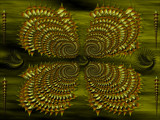 Pine Cones & Porcupines by mesmerized, abstract->fractal gallery