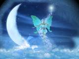 Sky Faerie by deathmasta, Illustrations->Digital gallery