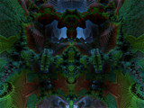 Hidden God Of The Jungle by Joanie, abstract->fractal gallery