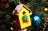 Birdhouse Ornament by Nikoneer, holidays->christmas gallery