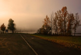 Sun Lifting Fog by casechaser, Photography->Landscape gallery