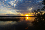 Evening on Long Lake by rriesop, Photography->Sunset/Rise gallery