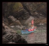 Cornish Fishing Boat. by Sivraj, photography->boats gallery
