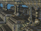 I Built This City by Joanie, abstract->fractal gallery