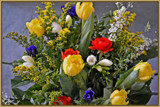 Birthday Bouquet by Ramad, photography->flowers gallery