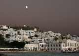 Evening in Mykonos by martinah4, Photography->Shorelines gallery