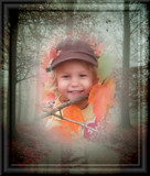 Naomi in the Fall by wayne15575, photography->people gallery