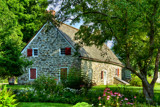 Abraham Hasbrouck House - New Paltz 2 by luckyshot, photography->architecture gallery