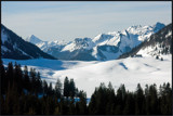 Alps - Petit Bornand - Plateau des Glières #2 by ppigeon, Photography->Mountains gallery
