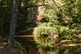 Reflections At Hocking Hills by Jimbobedsel, photography->nature gallery