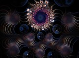 Blue Eyed Dancer by jswgpb, Abstract->Fractal gallery