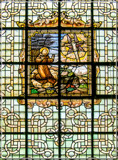 Bruges Church Window by corngrowth, photography->places of worship gallery