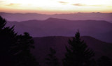 Sunrise at Clingmans Dome 3 by OutdoorsGuy, photography->sunset/rise gallery