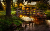 Stylo's Foot Bridge by casechaser, rework gallery