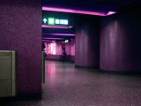 Hong Kong Subway - Purple by haynen, Photography->City gallery