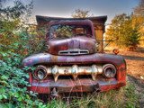 Ole Red Smiling Wide by Zyrogerg, Photography->Cars gallery