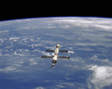 International Spacestation by NASA, space gallery