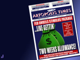 Artopolis Times - Stimulus Package by Jhihmoac, illustrations->digital gallery