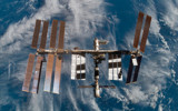 STS-122: ISS Departure. by philcUK, space gallery