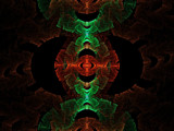 Christmas Glow by jswgpb, Abstract->Fractal gallery