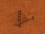 Bridges: Golden Gate, USA by vladstudio, Illustrations->Digital gallery