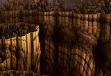 The Yellow Cliffs of Saguaro Lake by casechaser, abstract->fractal gallery