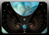 Turquoise Dreams by nmsmith, abstract gallery