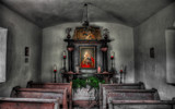 Farmer's HDR [11] - Chapel by boremachine, Photography->Manipulation gallery