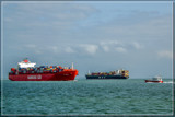 Maritime Traffic by corngrowth, photography->boats gallery