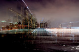 Light  Trails 1 by gerryp, Photography->Manipulation gallery